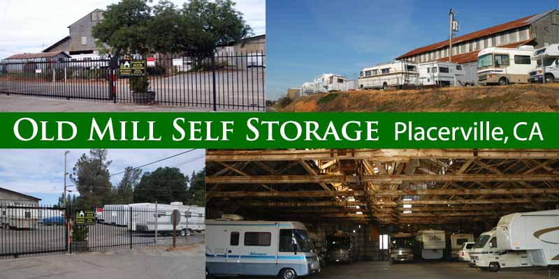 Old Mill Self Storage